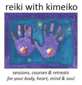 logo Reiki with Kimeiko