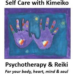 Logo - Self Care with Kimeiko